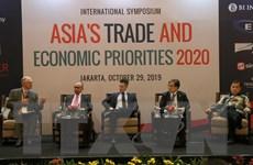 Hội thảo quốc tế về chính sách kinh tế và thương mại châu Á năm 2020