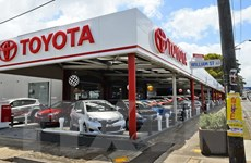 GM, Toyota, Chrysler ủng hộ Tổng thống Trump trong vấn đề khí thải ôtô