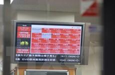 Chứng khoán châu Á giao dịch thận trọng chờ quyết định của Fed