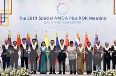 """""""Thỏi nam châm"""" trong mối quan hệ Hàn Quốc và ASEAN"""