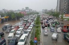 Hà Nội triển khai đồng bộ giải pháp để giảm áp lực giao thông nội đô