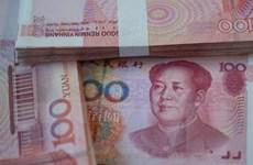 Đồng nhân dân tệ lên mức cao nhất trong 3 tháng so với đồng USD