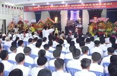Chủ tịch MTTQ Việt Nam gửi thư chúc mừng nhân Đại lễ Cao Đài năm 2019