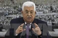 Ông Abbas là ứng viên duy nhất của đảng Fatah trong bầu cử ở Palestine