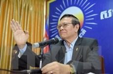 Tòa án Phnom Penh tạm trả tự do cho thủ lĩnh đối lập Kem Sokha