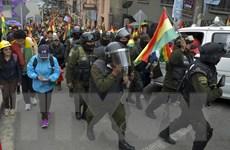Cộng đồng quốc tế kêu gọi tránh bạo lực, giải pháp hợp hiến ở Bolivia