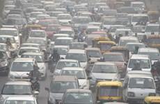 Ô nhiễm không khí tại thủ đô New Delhi trở lại mức nguy hiểm