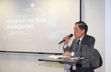 Thúc đẩy kết nối công nghệ và khởi nghiệp sáng tạo Việt Nam-Singapore