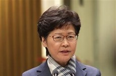 Trung Quốc: Chính quyền Hong Kong lên án người biểu tình quá khích