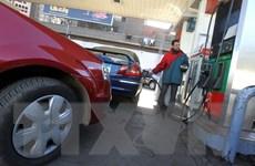 Giá dầu trên thế giới giảm nhẹ vào lúc đóng cửa phiên