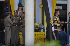 Thư ký tòa án Thái bị buộc tội giết người sau khi nổ súng tại tòa