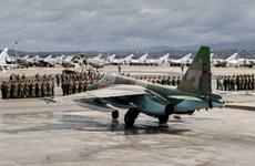 Nga vận chuyển khí tài tới căn cứ quân sự mới tại Syria