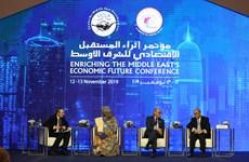 Học giả quốc tế tìm giải pháp cho tương lai kinh tế khu vực Trung Đông
