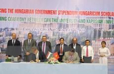 Cần Thơ thúc đẩy hợp tác với Hungary trong lĩnh vực giáo dục