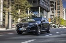 Mercedes-Benz triệu hồi hàng nghìn ôtô tại Trung Quốc