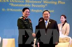 Bộ trưởng Ngô Xuân Lịch gặp Phó Thủ tướng Thái, Bộ trưởng Indonesia