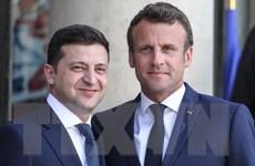 Ấn định ngày tổ chức hội nghị thượng đỉnh Normandy về Ukraine