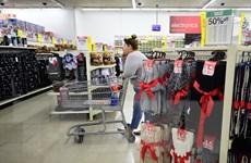 Mỹ: Doanh số bán lẻ phục hồi nhưng lĩnh vực chế tạo vẫn giảm