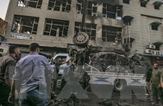 Đánh bom xe tại miền Bắc Syria, khiến 14 người thiệt mạng