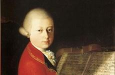 Kỷ lục đấu giá bản nhạc của thiên tài Mozart khi mới 16 tuổi