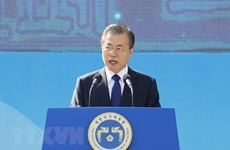Hàn Quốc sẽ đưa ra tầm nhìn cho quan hệ hợp tác tương lai với ASEAN