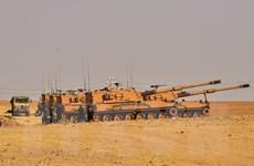 Thổ Nhĩ Kỳ sẽ thảo luận với Nga về vấn đề người Kurd ở Syria