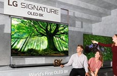 """Sản phẩm TV OLED 8K của LG lọt Top """"100 phát minh tốt nhất năm 2019"""""""
