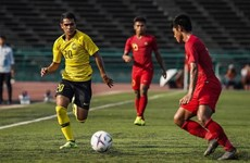 U22 Malaysia và U22 Philippines gây thất vọng ở trận ra quân