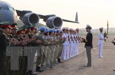 Tiếp tục khẳng định uy tín, năng lực của bệnh viện dã chiến Việt Nam