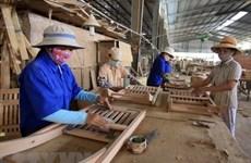 Khai mạc hội chợ Đồ gỗ và trang trí nội thất Việt Nam tại TP.HCM