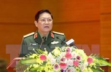 Hội thảo phát huy vai trò nòng cốt của Quân đội anh hùng