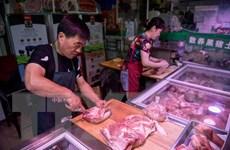 Giá thịt lợn tại Trung Quốc đi lên do nhu cầu tăng khi thời tiết lạnh