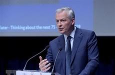 Pháp và EU tuyên bố sẵn sàng đáp trả đe dọa áp thuế mới của Mỹ