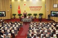 Cử tri phấn khởi về kết quả phát triển kinh tế-xã hội của Thủ đô