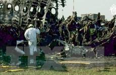 Nga: Phi công trong vụ tai nạn máy bay bốc cháy có nguy cơ bị buộc tội