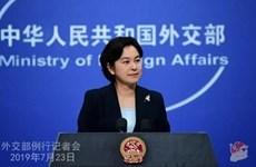 Trung Quốc không đặt hạn thời hạn cho ký thỏa thuận thương mại với Mỹ