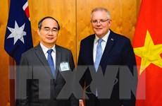 TP.HCM mong hợp tác mạnh với Australia về giáo dục, đổi mới sáng tạo
