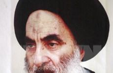 Giáo chủ Iraq phản đối nước ngoài can thiệp vào việc chọn thủ tướng