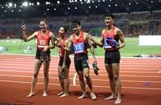 SEA Games 30: Huy chương Vàng đầu tiên của điền kinh Việt Nam