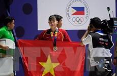 SEA Games 30: Đoàn Việt Nam có thêm đủ màu huy chương