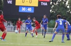 Tuyển nữ Thái Lan sẵn sàng so tài với Việt Nam trong trận chung kết