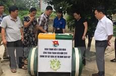 Sức trẻ góp phần thay đổi nông thôn vùng cao Lào Cai