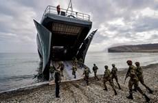 """Nga và Ấn Độ tập trận 3 quân chủng lần thứ hai """"INDRA 2019"""""""