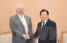 Phó Thủ tướng: Khuyến khích hợp tác doanh nghiệp Việt-Nga