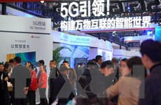 Huawei đang thu hẹp khoảng cách với Samsung về điện thoại thông minh