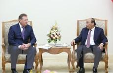 Việt Nam đặt ưu tiên lớn nhất cho dự án dầu khí hợp tác với phía Nga
