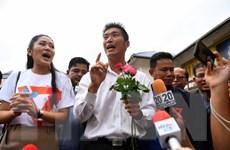 Biểu tình tại Thái Lan theo lời kêu gọi của đảng Tương lai mới