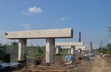 Khai thông dòng vốn cho dự án cao tốc Trung Lương-Mỹ Thuận