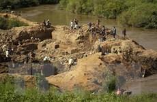 Hàng chục người thiệt mạng trong vụ sập mỏ vàng tại CHDC Congo