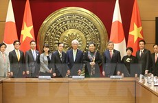 Tăng cường quan hệ hợp tác Nghị viện Việt Nam-Nhật Bản
